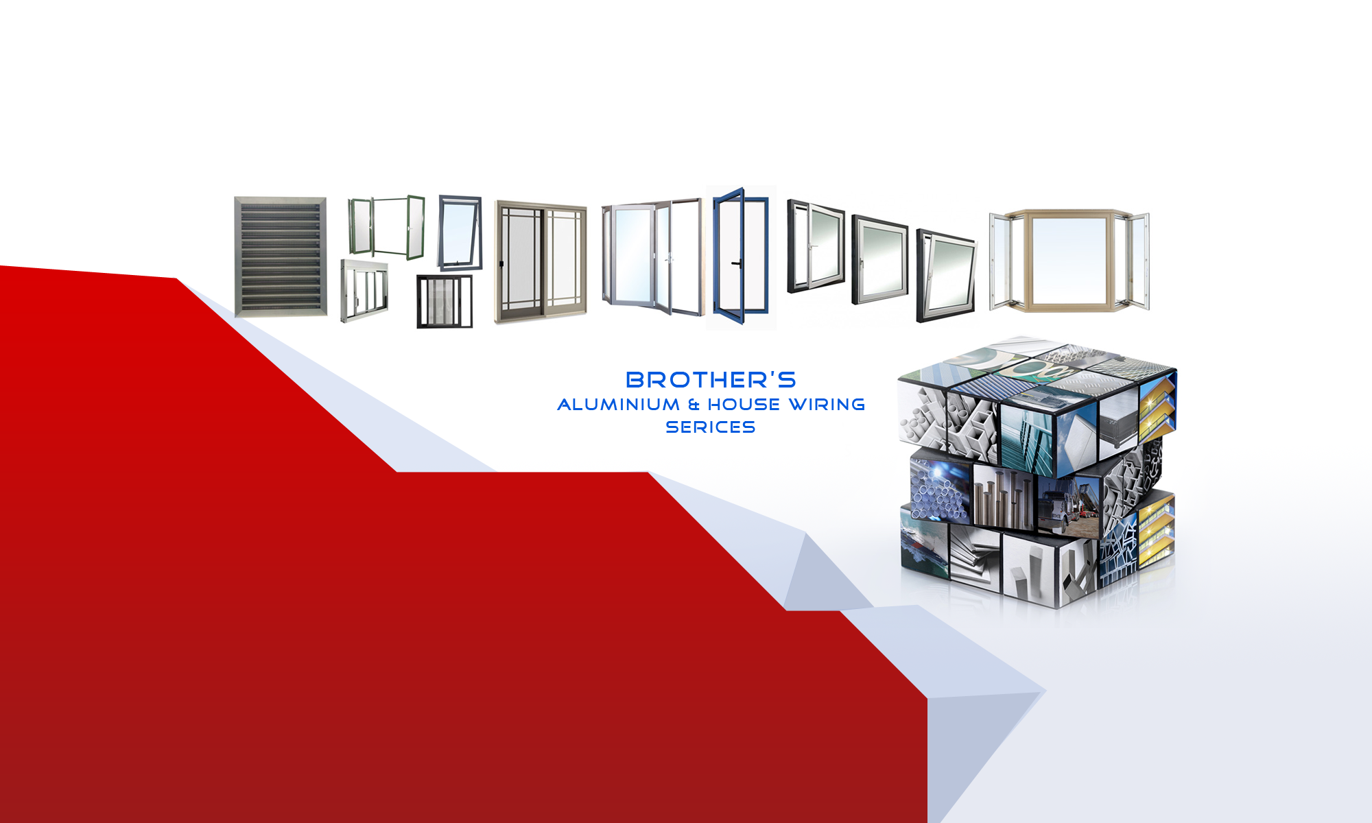 Brothers Aluminium & House Wiring Services